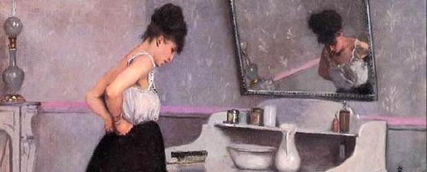 Rencontres, drague et fiançailles au XIXème — Raconte moi lhistoire... femme a sa toilette