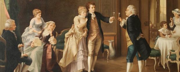 Rencontres, drague et fiançailles au XIXème — Raconte moi lhistoire... fiancailles