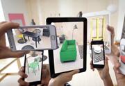 Lien permanent vers Ikea et la réalité augmentée : teste les meubles chez toi !