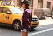 Lien permanent vers Jennyfer débarque à New-York pour sa collection automne-hiver 2013