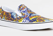 Kenzo x Vans : la nouvelle collection de sneakers