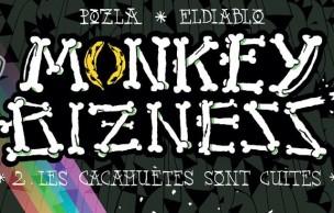 Lien permanent vers ElDiablo, Pozla et leur géniale BD «Monkey Bizness » — Interview