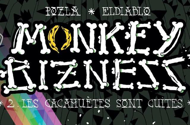 ElDiablo, Pozla et leur géniale BD «Monkey Bizness » — Interview