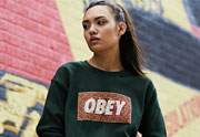 Lien permanent vers Obey débarque chez Urban Outfitters