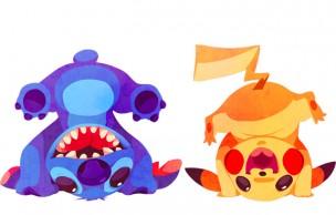 Lien permanent vers Pokémon x Disney, le combo beaucoup trop chou