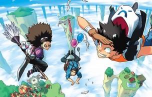 Lien permanent vers Tony Valente se lance dans le manga avec «Radiant » — Interview