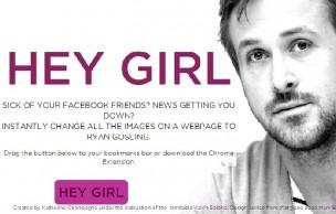 Lien permanent vers Des photos de Ryan Gosling remplacent toutes tes images web