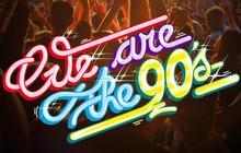 La We Are the 90's estivale 2013 — Le report
