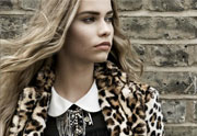 Zara dévoile sa collection rock automne-hiver 2013/2014