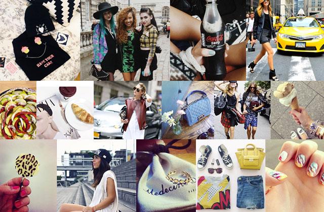 Huit comptes Instagram de mode à suivre
