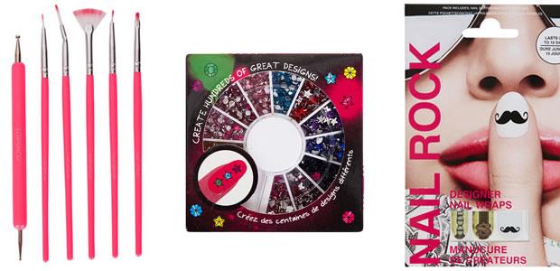 Accessoires Nail Art Topshop toffre les frais de port pour la Fashion Week!