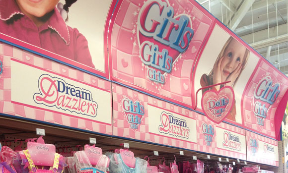 ToysRUs va limiter le marketing genré dans ses rayons ToysRUs Dreamdazzlers