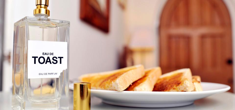 Eau de Toast, le parfum anti régime — WTF Beauté banner2