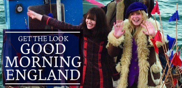Get The Look des 60′s — Spécial Good Morning England !