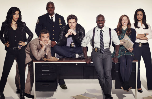 Brooklyn Nine-Nine : Andy Samberg représente la police New-Yorkaise