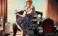 Burlesque Girrrl tome 2, suite et fin d'une excellente BD