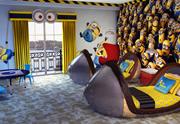 Lien permanent vers Les Minions ont leur chambre d'hôtel en Floride
