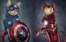 Les Catvengers, super-héros félins