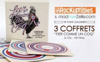 Les Inrockuptibles te font gagner 3 coffrets «Fier comme un coq» !
