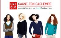 Concours — Gagne ton pull en cachemire Uniqlo !
