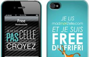Lien permanent vers Découvrez les nouvelles coques iPhone madmoiZelle.com !