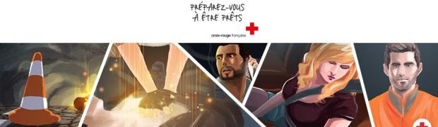 La Croix Rouge utilise le langage gamer dans sa dernière campagne croixrouge1