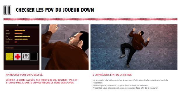 La Croix Rouge utilise le langage gamer dans sa dernière campagne croixrrouge1