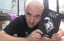 Davy Mourier en interview pour sa BD « La Petite Mort »