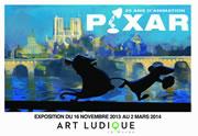 Lien permanent vers L'exposition Pixar débarque en France !