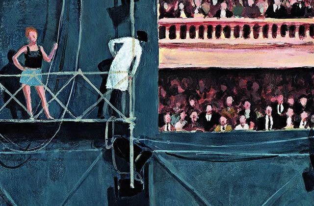 «Fenêtres sur rue », le livre-accordéon de Pascal Rabaté — Interview