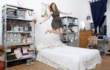 Les chambres des femmes à travers le monde