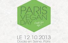 10×2 entrées à gagner pour le Paris Vegan Day !