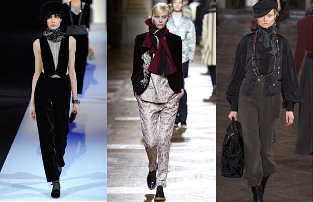 La mode garçonne — Tendance de lautomne/hiver 2013 2014 garconne