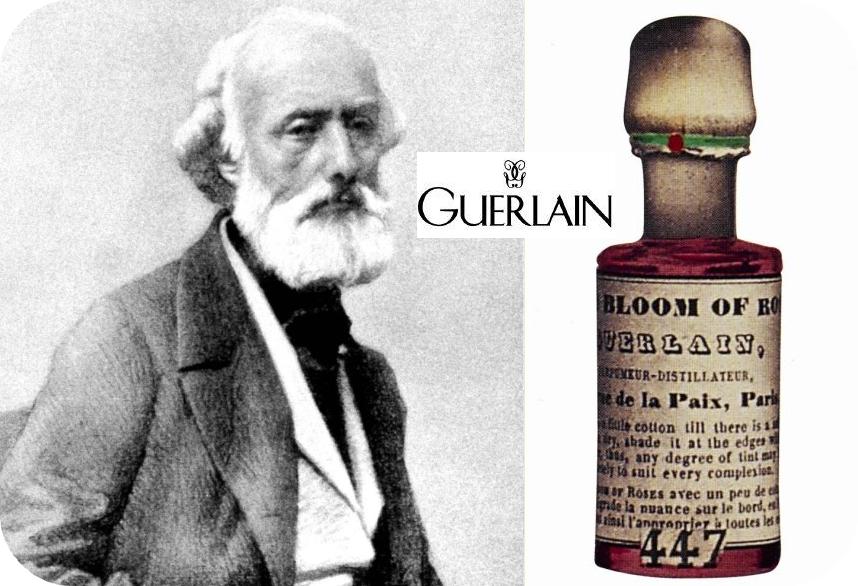 Histoire de la beauté — Le rouge à lèvres guerlaine