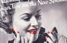 Histoire de la beauté — Le rouge à lèvres