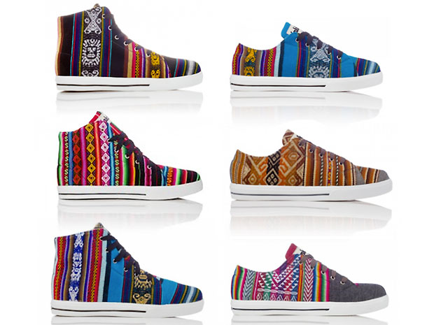 f5bb9033bd2a9 Les sneakers ethniques d Inkkas