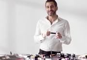 Marc Jacobs présente sa ligne de maquillage