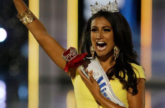 Miss America visée par des propos racistes