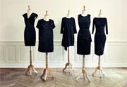 Lien permanent vers Monoprix invite 5 grands créateurs à revisiter la petite robe noire