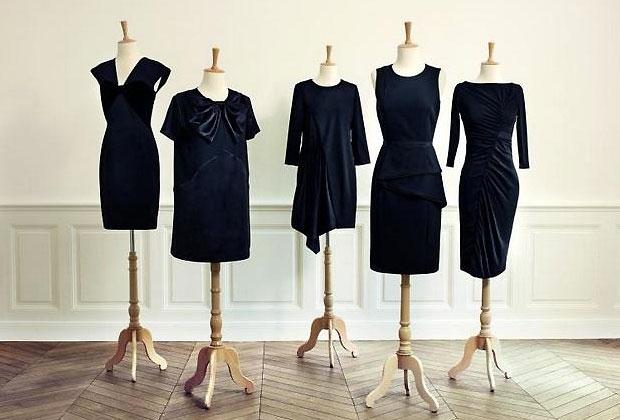 2513d463961 La collection sera disponible dès le 27 novembre prochain et mon petit  doigt me dit que les 5 robes vont partir comme des petits pains car au-delà  du ...
