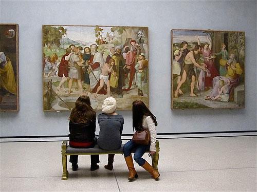 museum4 La Gazette du 13 septembre 2013 – Burgers, musées et rencontres