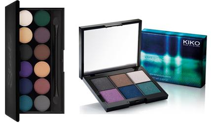 palettes smokey1 Les tendances maquillage automne/hiver 2013 2014
