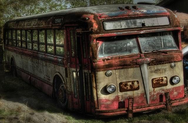 Typologie des périls du voyage en bus