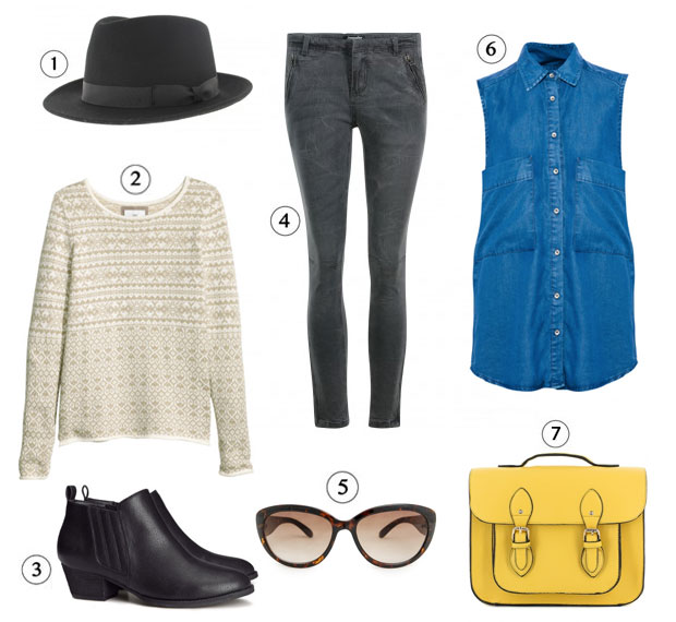 Le look Preppy : comment ladopter en 3 styles preppy 1