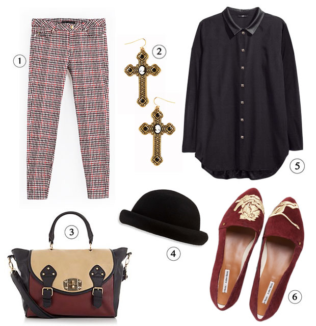 Le look Preppy : comment ladopter en 3 styles preppy 2