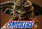 Snickers sort une pub avec du Gremlin dedans