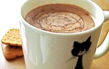 Recette du chocolat chaud (avec du vrai chocolat en tablette)