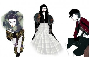Lien permanent vers Les tendances mode automne/hiver 2013-2014