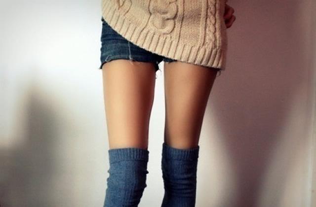 Le thigh gap, l'obsession minceur qui prend de l'ampleur