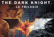 La trilogie The Dark Knight diffusée au Grand Rex !